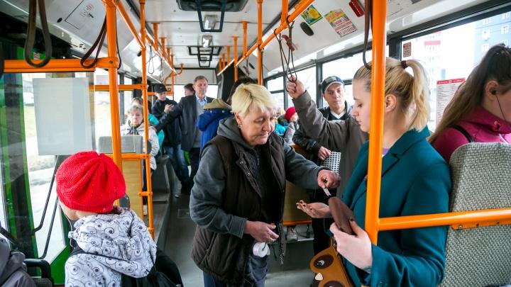 Названа дата повышения цен на проезд в автобусе