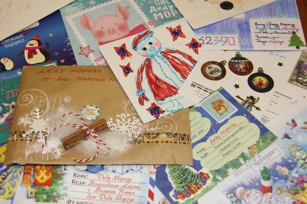 Письма в ящике на Главпочтамте можно было оставлять без марок