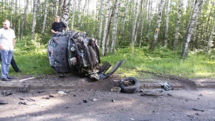 Жена пострадавшего в страшном ДТП в Лесных полянах ярославца ищет свидетелей аварии