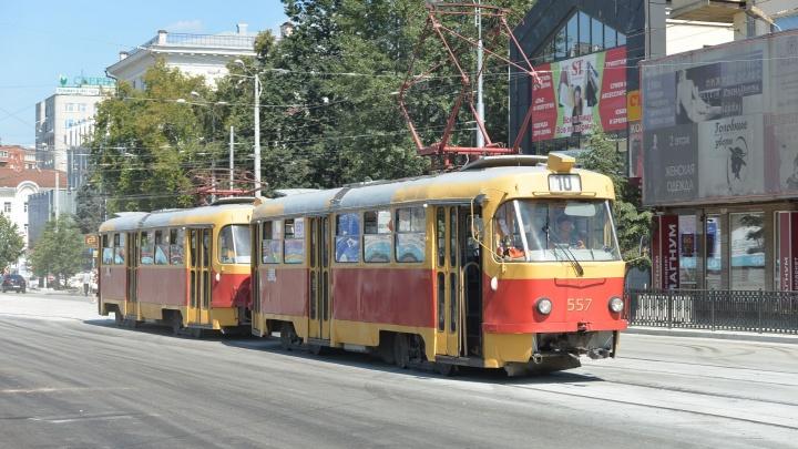 """На """"Иннопроме"""" подпишут соглашение о строительстве трамвайной линии в Солнечный"""