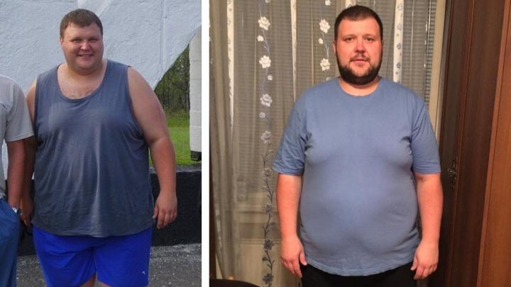Худею до 100: бердчанин запустил реалити-шоу о своём похудении на десятки килограммов