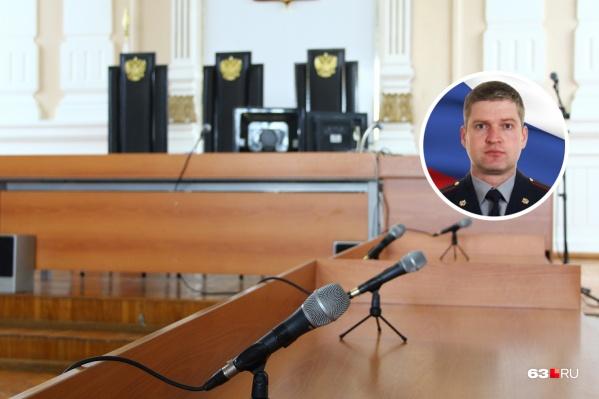 Суд пересмотрел меру пресечения для Дениса Шматова