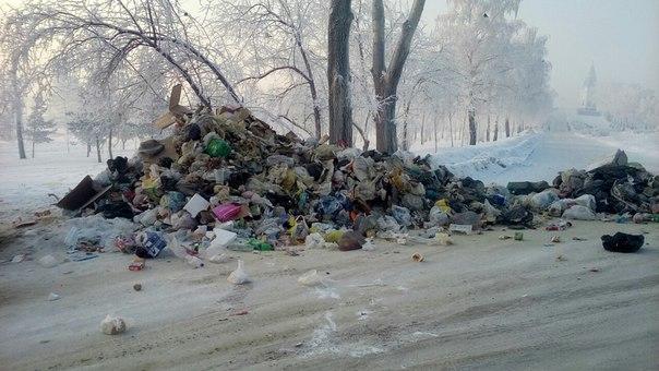 С середины февраля и до конца Универсиады предложено запретить въезд в город для мусоровозов