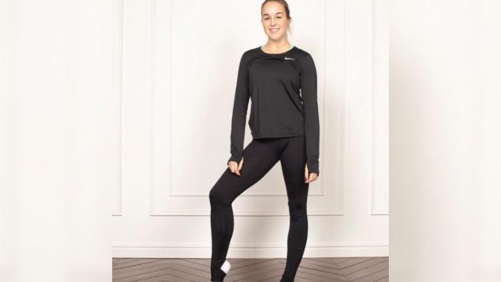 Натанцевала: сибирячка привезла из Бразилии кубок мира по эстетической гимнастике