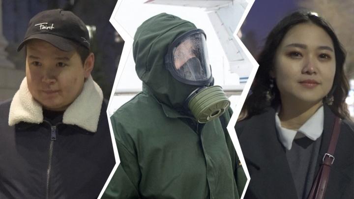 «Я даже кашлянуть в троллейбусе боюсь»: студенты из Китая о коронавирусе и людских страхах