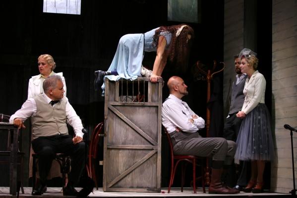 В конечный список номинантов попали драматический театр имени Пушкина и театр оперы и балета
