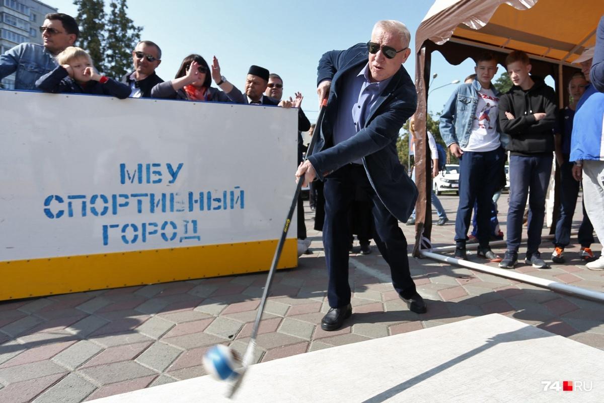 Евгений Тефтелев не дождался овертайма в кресле мэра – его в свою спецбригаду забрал губернатор