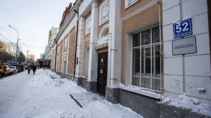 Медведев выделил 81,5 миллиона на реконструкцию здания для будущего театра Афанасьева