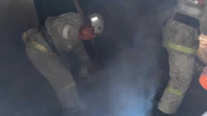 Пожаром в Башкирии, где погибли двое взрослых и ребенок, занялся следком
