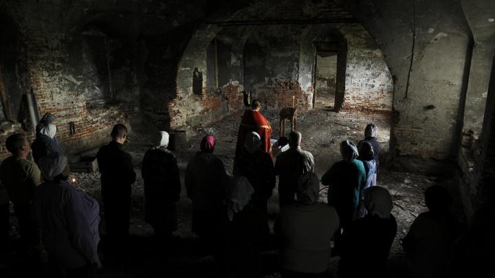 Нотр-Дам по-тюменски. Как в области погибают уникальные церкви (вы только посмотрите на эти фото)