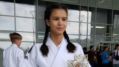 14-летняя уфимка завоевала первую золотую медаль Международных детских игр