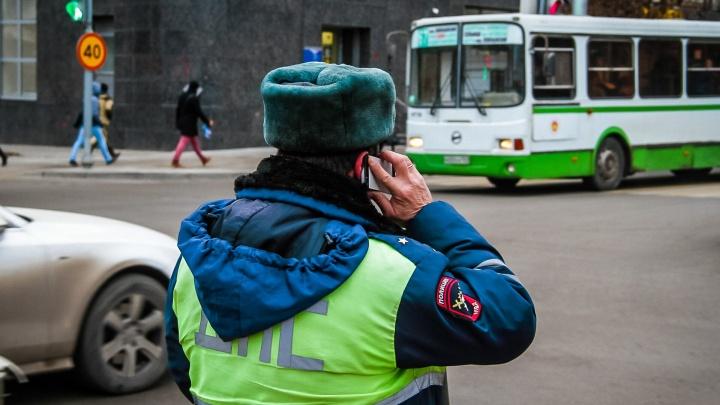 В центре Ростова «Ауди» насмерть сбила пешехода