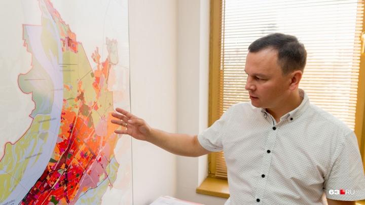 Глава департамента градостроительства рассказал, когда утвердят новый генплан Самары