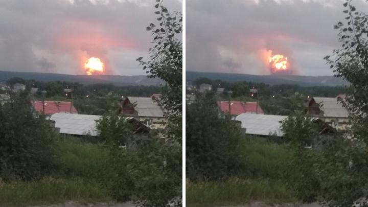 Появилась информация о погибшем военном на складе боеприпасов под Ачинском