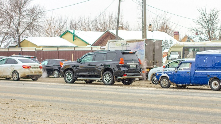 В Самарастате подсчитали, сколько машин находится в собственности жителей региона