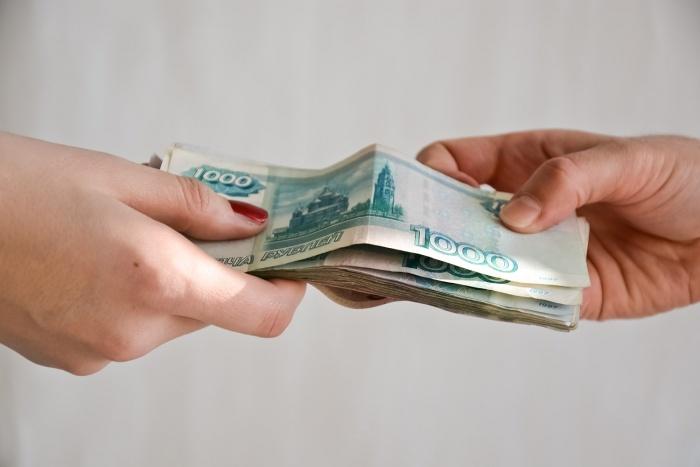 Мужчина задолжал оптовой компании 200 тыс. руб.