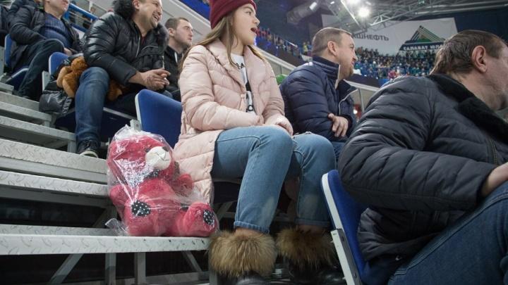 Уфимские хоккеистки успешно стартовали в новом сезоне чемпионата России