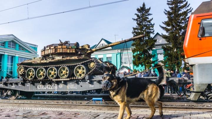 «Сирийский перелом» в Омске: джихадмобиль, солдатская каша и бабушка против шпионов