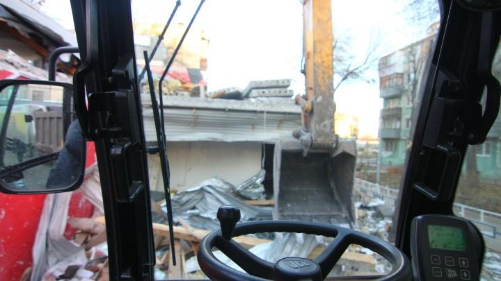 В Самаре снесут жилой дом ради реконструкции проспекта Карла Маркса