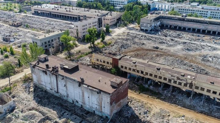 Землю тракторного завода в Волгограде продают под очередной дом или парковку