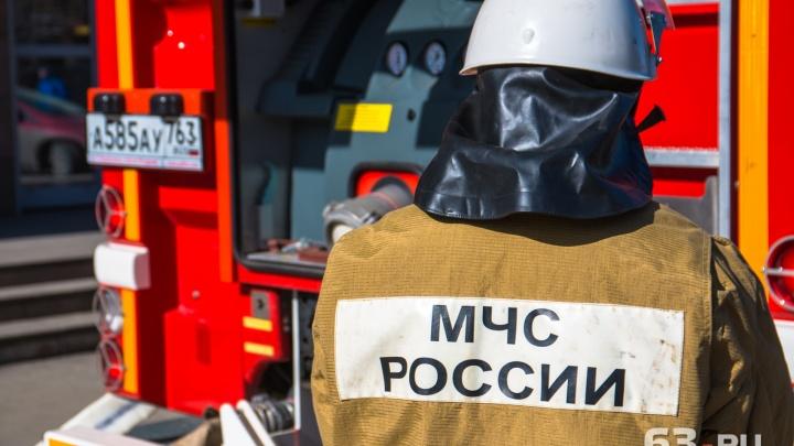 Очевидцы: из ресторана «Чайхона №1» на Волжском проспекте в Самаре эвакуировали посетителей