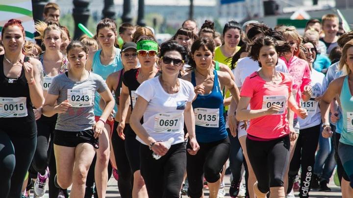 Бежим вместе: «Зеленый марафон» Сбербанка приглашает участников