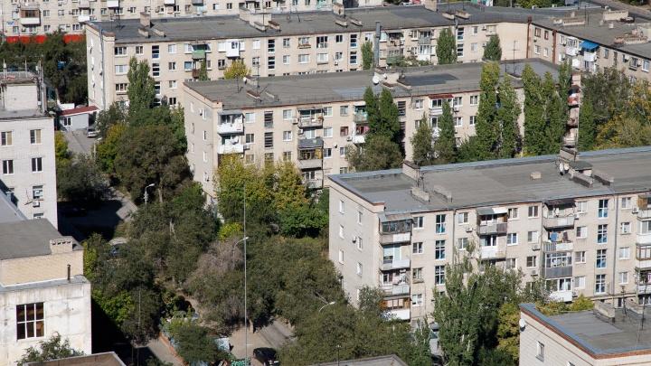 «Это тестовый год»: в Волгограде расселят шесть из трехсот аварийных домов