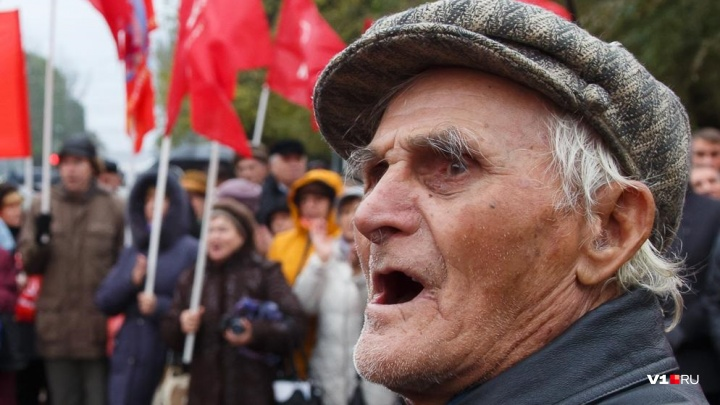 «Смело, товарищи, в ногу!»: коммунисты выведут волгоградцев на улицы Центрального района