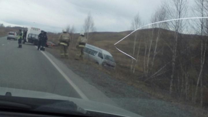 Прихватило сердце: в Башкирии водитель автобуса умер за рулем
