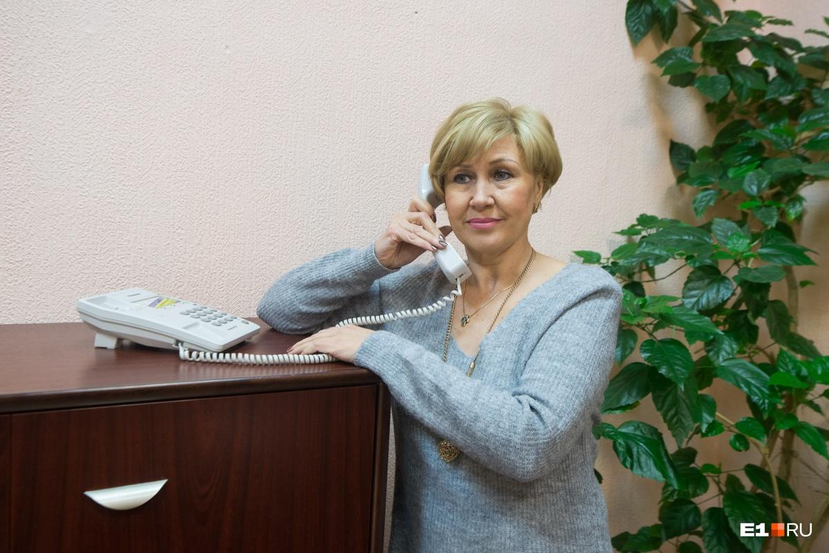 Ольга Ковалева — бывший администратор