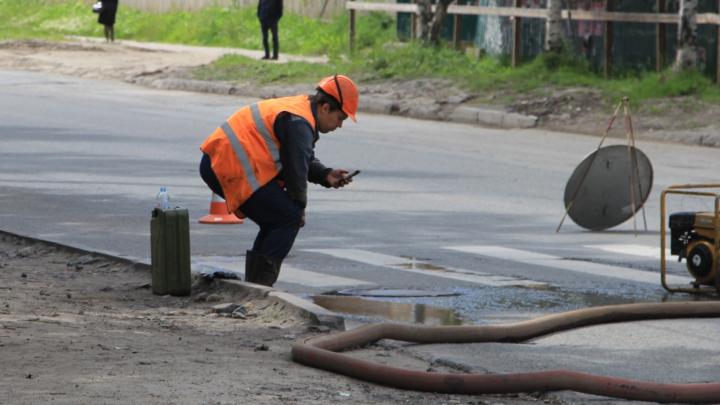 На Тупиковой нет света, на Парковой — воды: кого в Архангельске затронут коммунальные ремонты