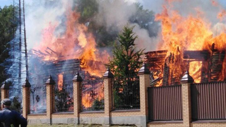 В Чимеевском монастыре ликвидировали открытое горение: судьба чудотворной иконы пока неизвестна