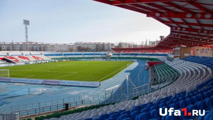 ФК «Уфа» может впервые в истории сыграть в еврокубках