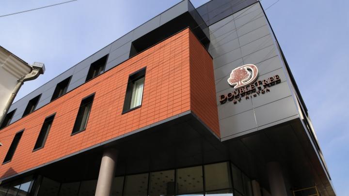 Владельцы МТС захотели купить екатеринбургский отель Hilton