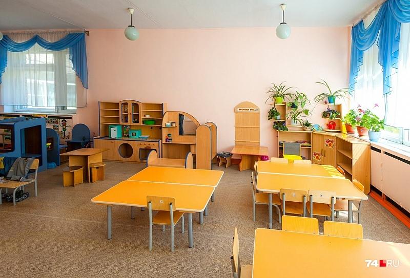 Сейчас детсады на Южном Урале принимают детей от полутора лет