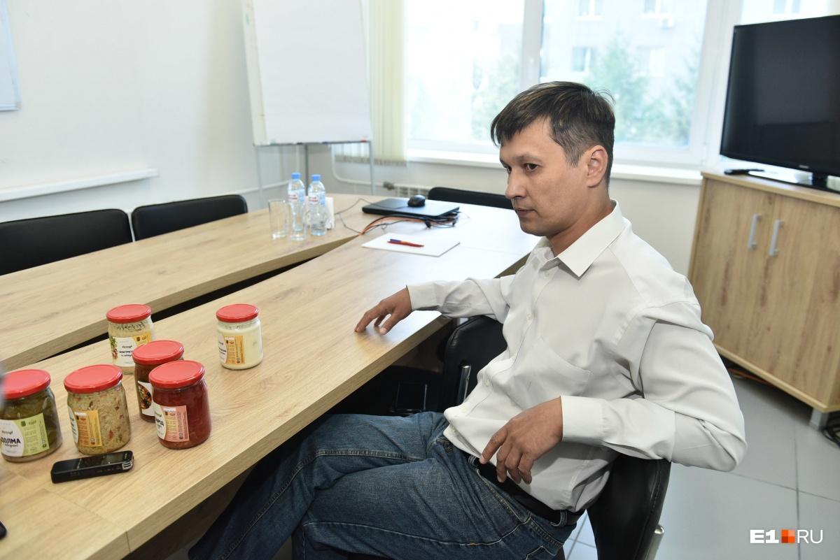 Александр уверен, что после открытия нового производства сможет выйти на московский рынок