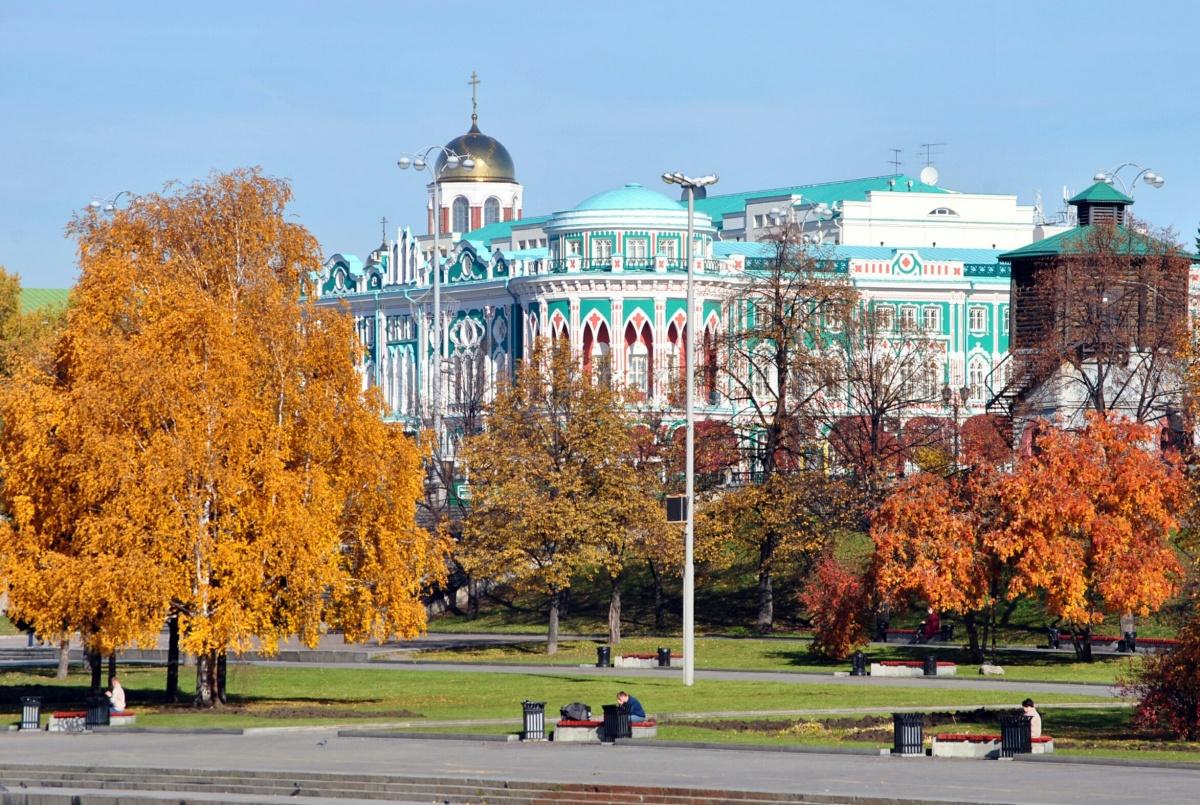 Осень, останься такой! Подборка золотых пейзажей Свердловской области