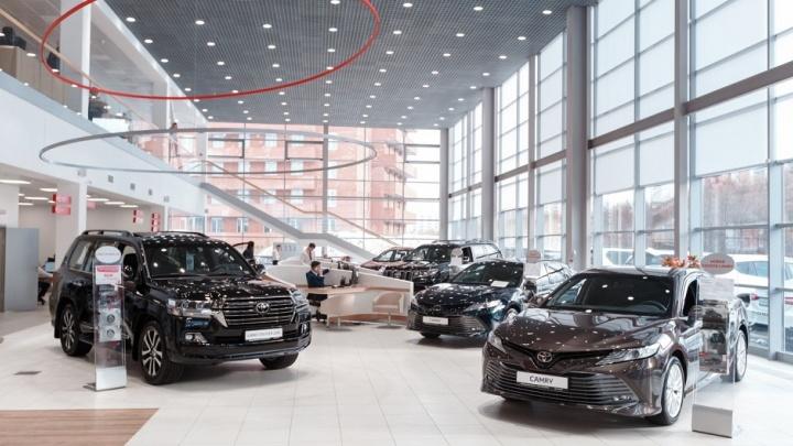 Курс ниже — выгода выше: как инвестировать с умом в новую Toyota