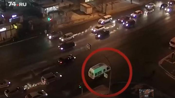 В больницу вместо школы: водитель маршрутки в Челябинске сбил девятилетнего мальчика