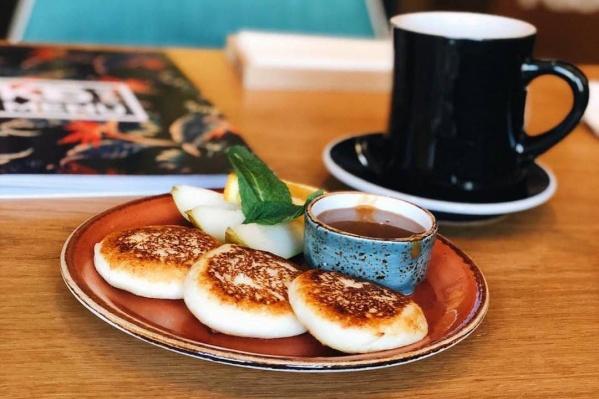 Самые популярные блюда K16 Cafe перейдут в меню нового заведения