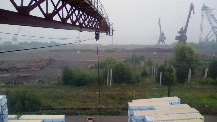 Лесосибирск и его окрестности затянуло дымовой завесой: астматики жалуются на здоровье