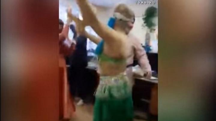 Завотделением БСМП уволилась из-за видео с танцем живота на корпоративе