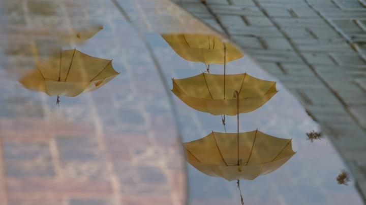 На Волгоград прольется последний сильный дождь