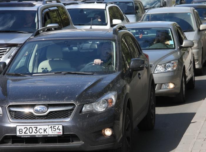 На магистралях возле аэропорта случилось сразу несколько аварий