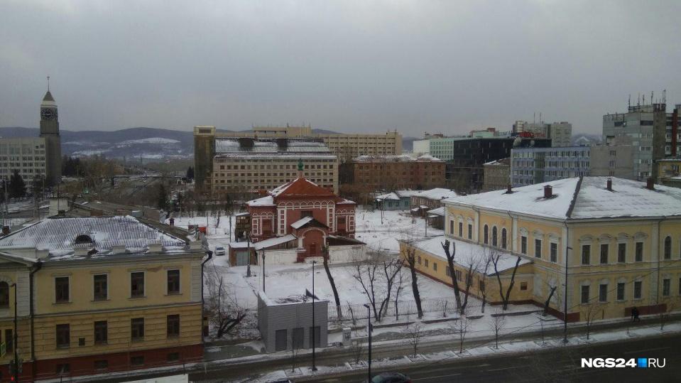 Сквер на Вейнбаума после благоустройства. Фото: Антон Понарин
