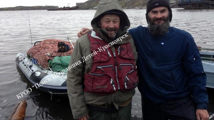 Красноярец отправился в экстремальное путешествие в июле по Енисею и пропал