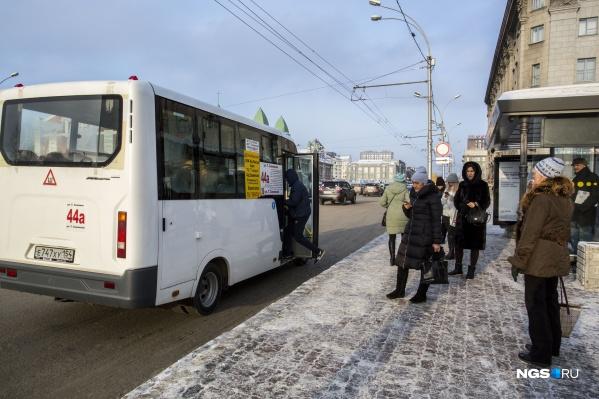 Маршрутки начали повышать цены на проезд вслед за ростом тарифов на общественном транспорте