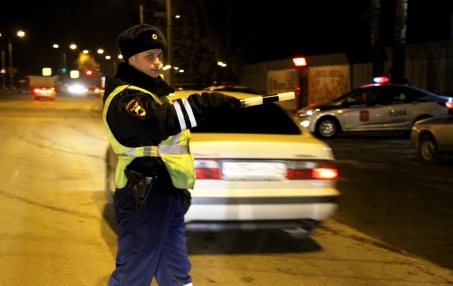 Завыходные наулице 9Мая задержали 8 нетрезвых водителей