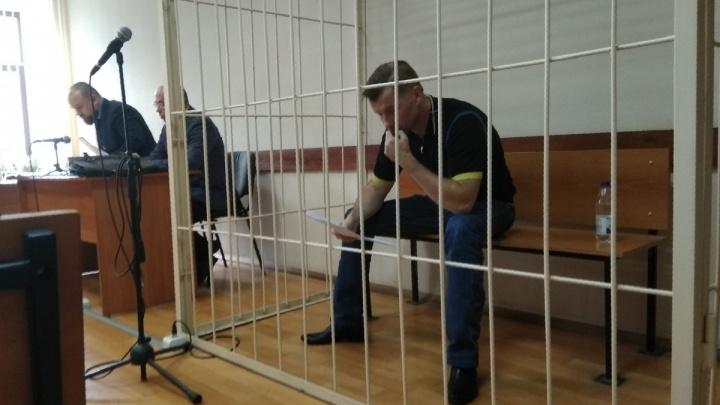 В Самаре суд оставил в СИЗО бывшего замруководителя Росгвардии Дмитрия Сазонова