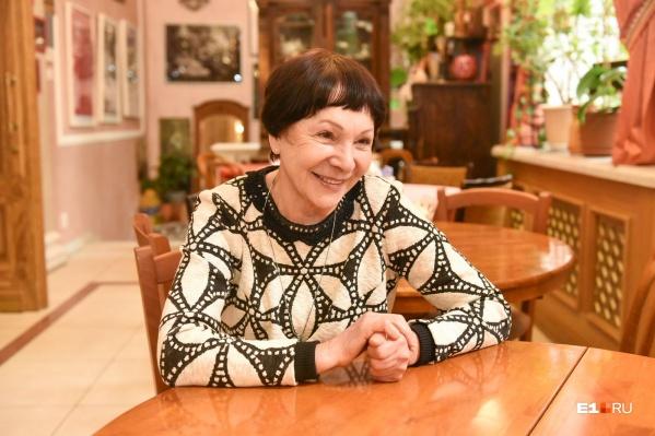 Тамаре Зиминой 75 лет